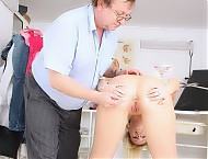 Ruth  very filthy gyno minge specula checkup