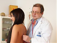 Sharon gyno fetish vag gyno instrument checking at...